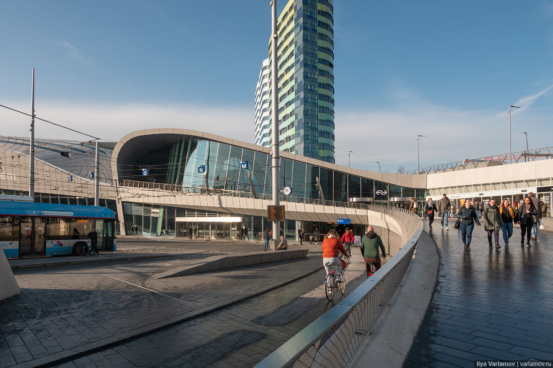 Один из самых красивых вокзалов в мире