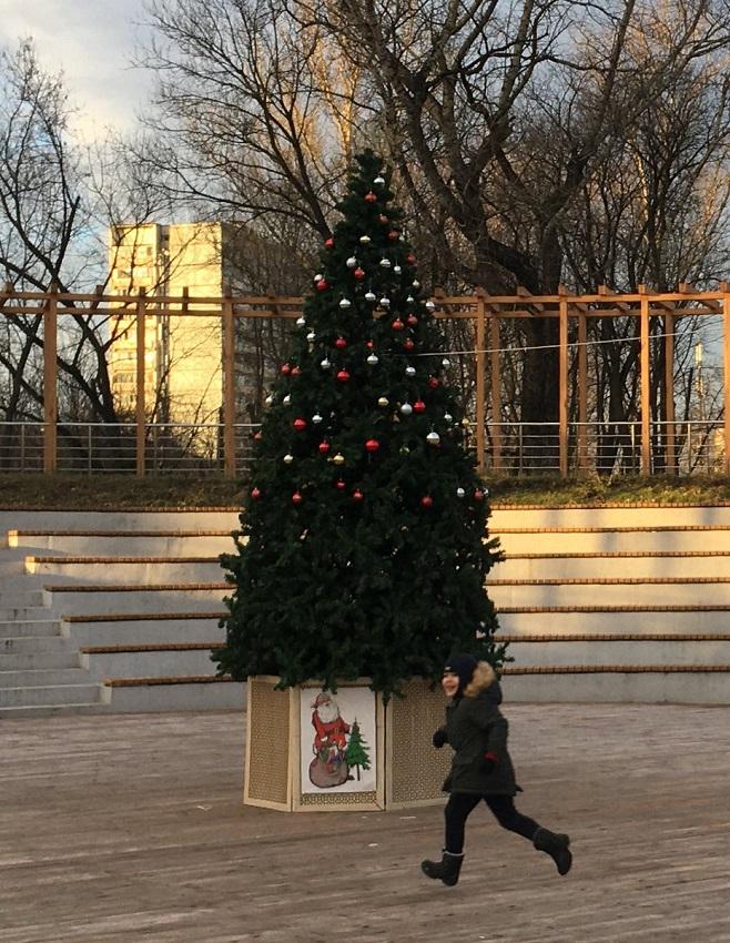Москвич – похититель Рождества