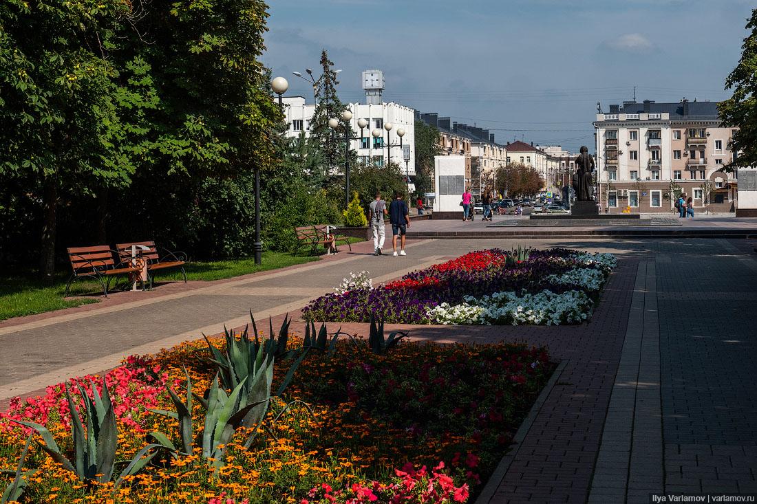 Белгород – один из лучших городов России!