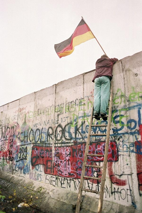 30 лет без Берлинской стены