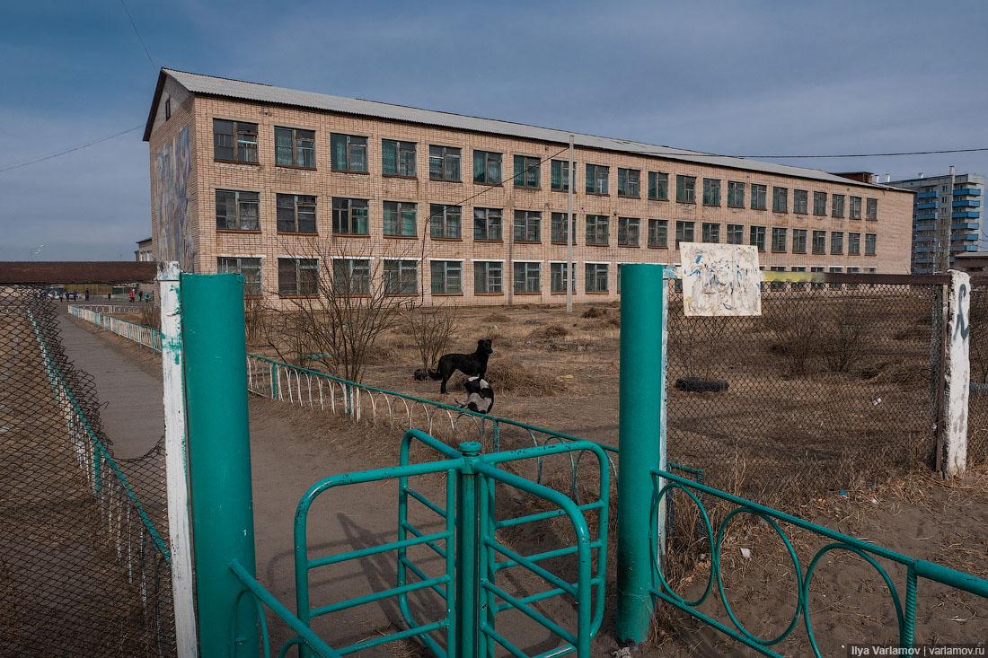 Худший город России