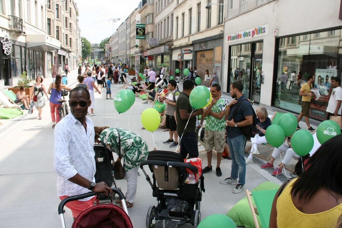 Как же похорошел Брюссель без автомобилей!
