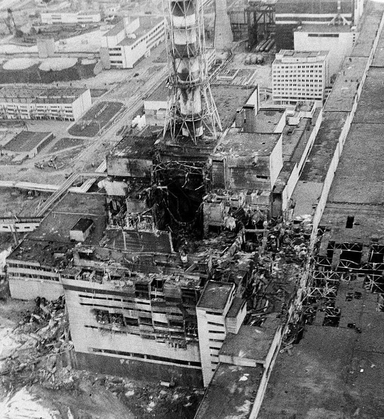 Чернобыль: от аварии до аттракциона
