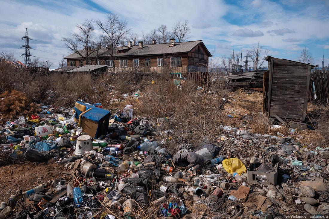Мэр Читы (мусорной столицы России) подал вотставку