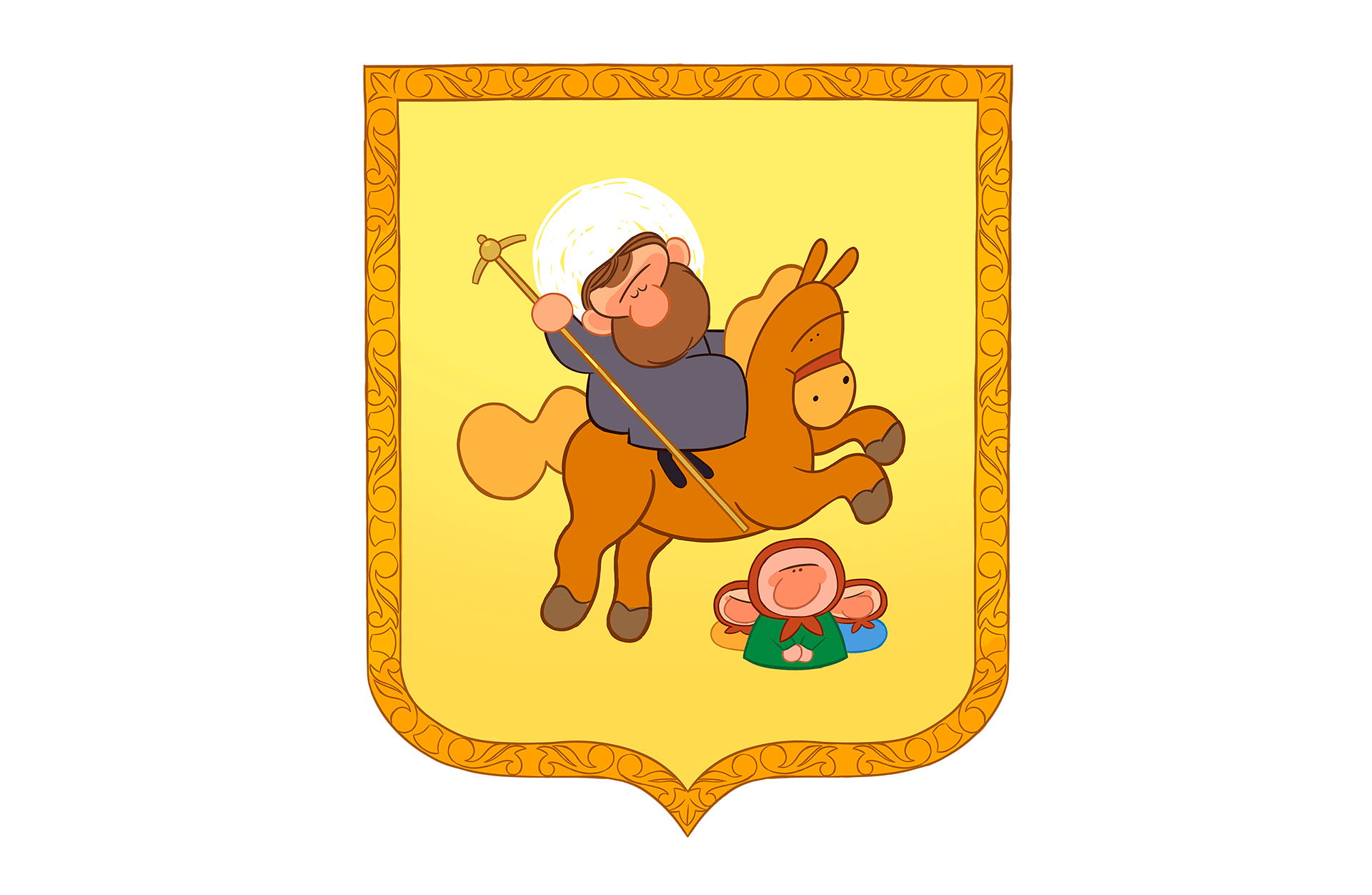 08 - Новый герб Москвы
