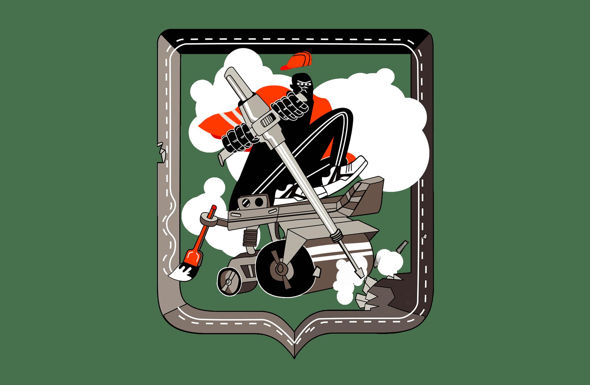 13 - Новый герб Москвы