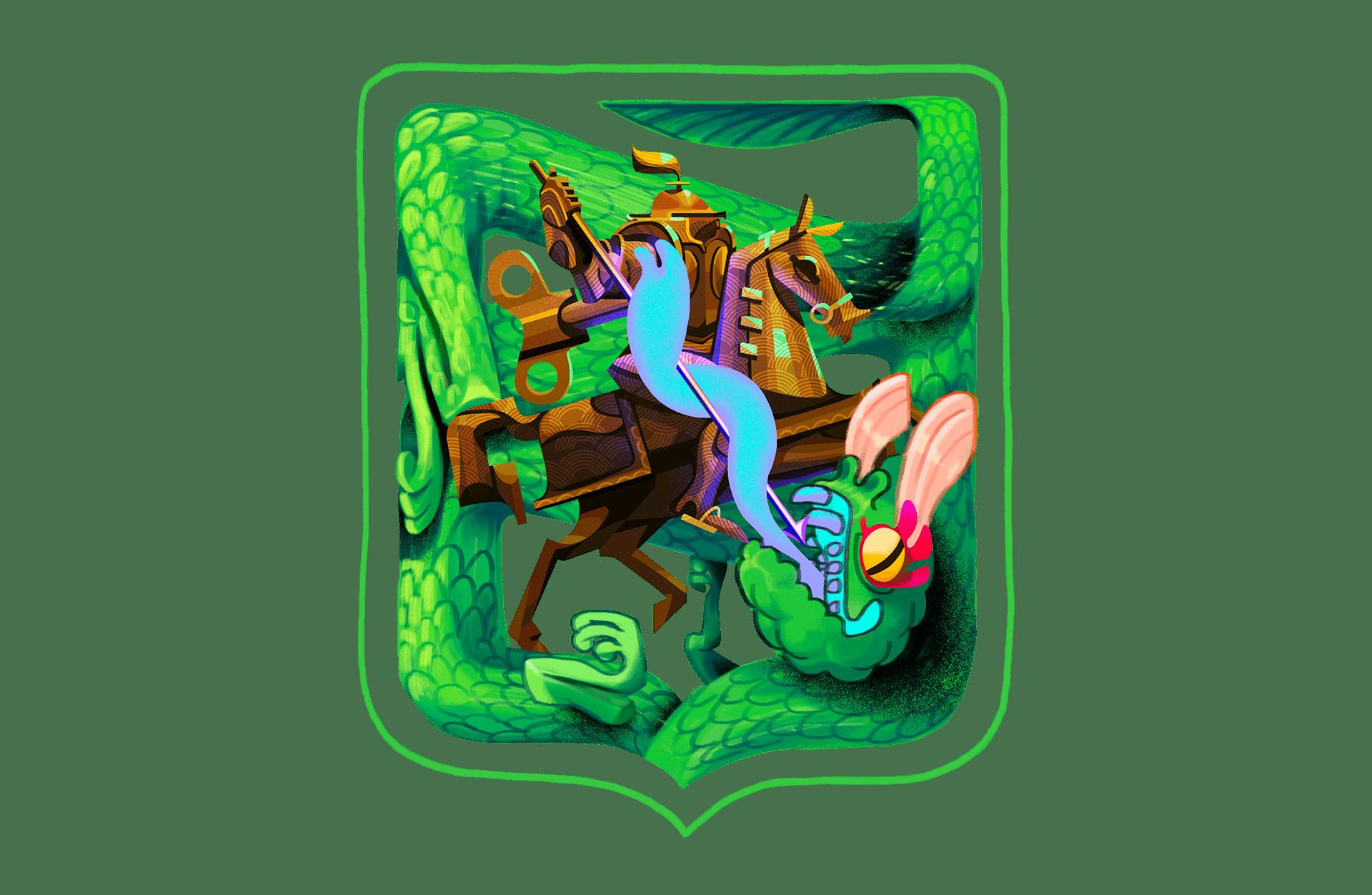15 - Новый герб Москвы