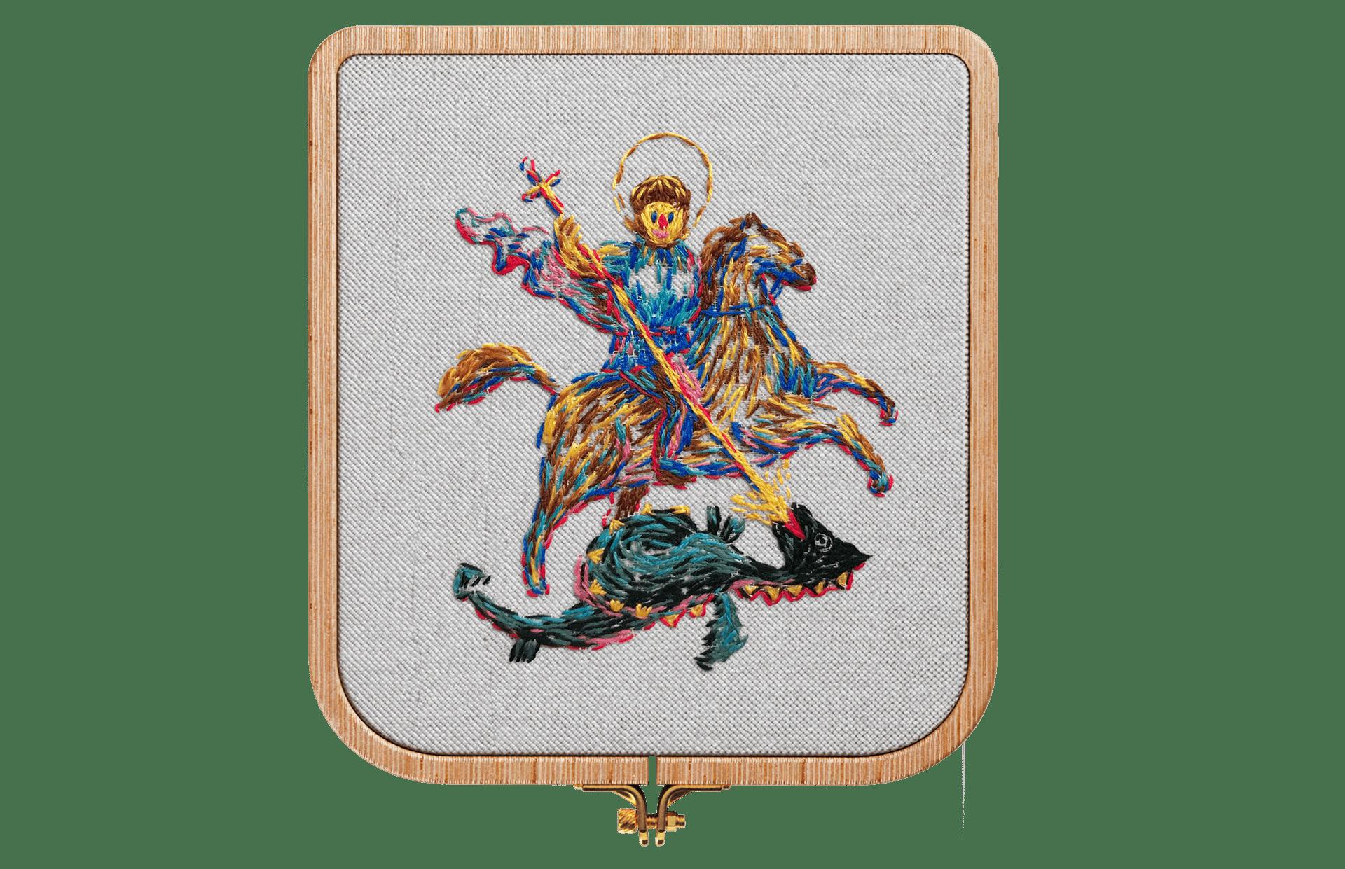16 - Новый герб Москвы