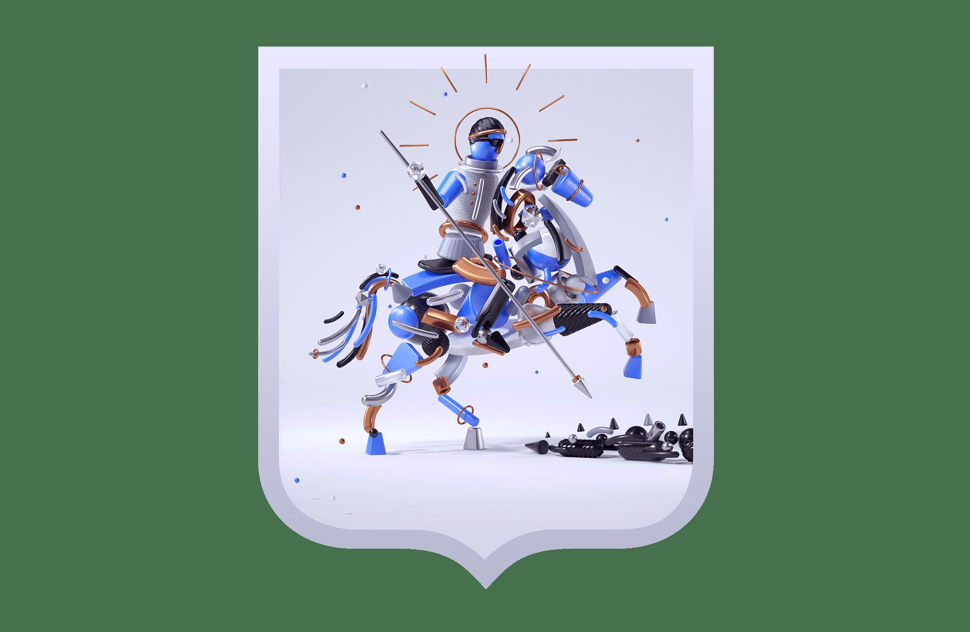 22 - Новый герб Москвы