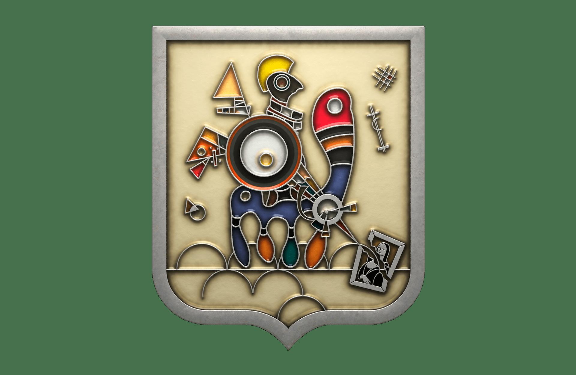 25 - Новый герб Москвы