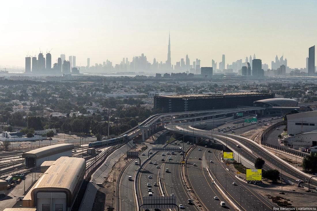 Дубай: общественные пространства в автомобильном городе