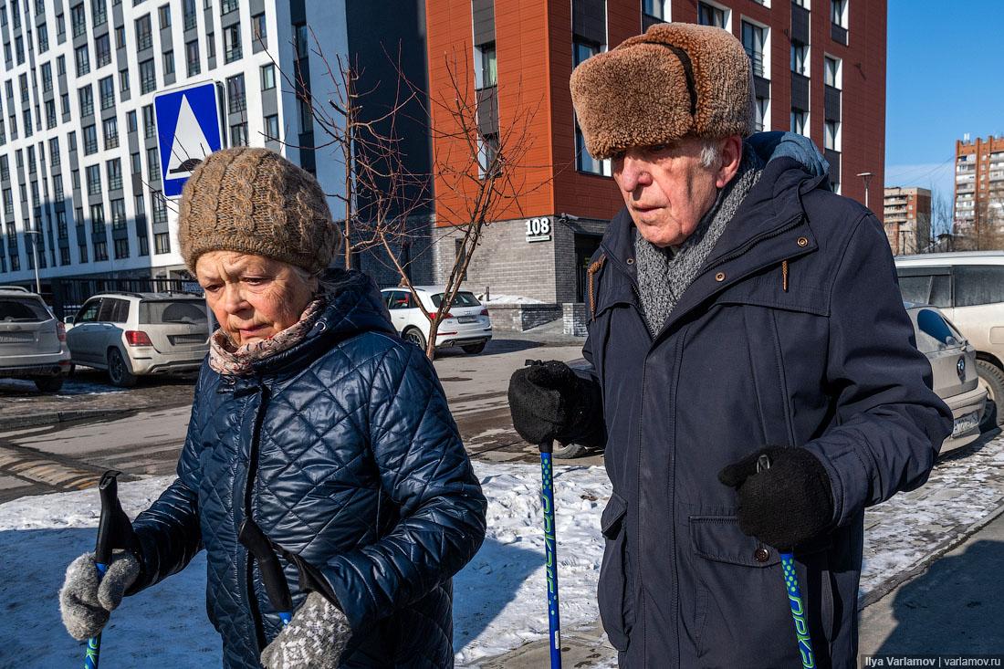 Хорошие новые районы Новосибирска