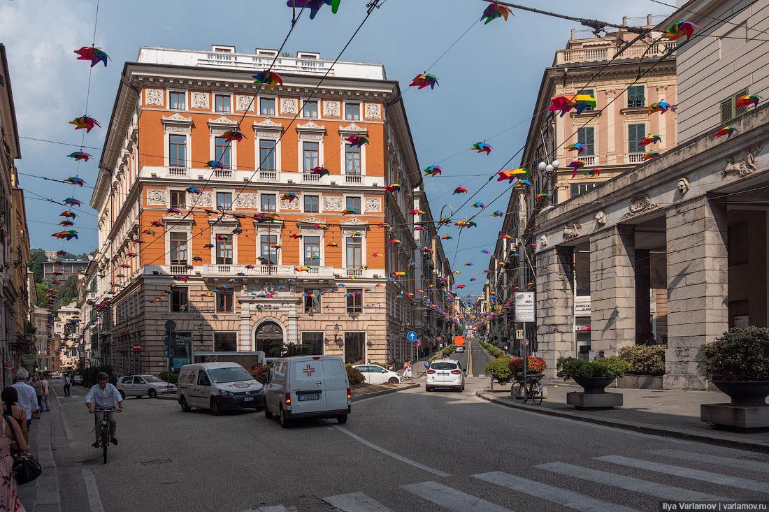 Генуя: город, погубленный Колумбом