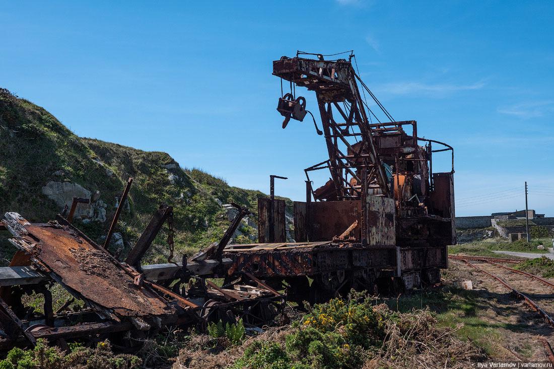 Гернси и Олдерни: богатство и разруха