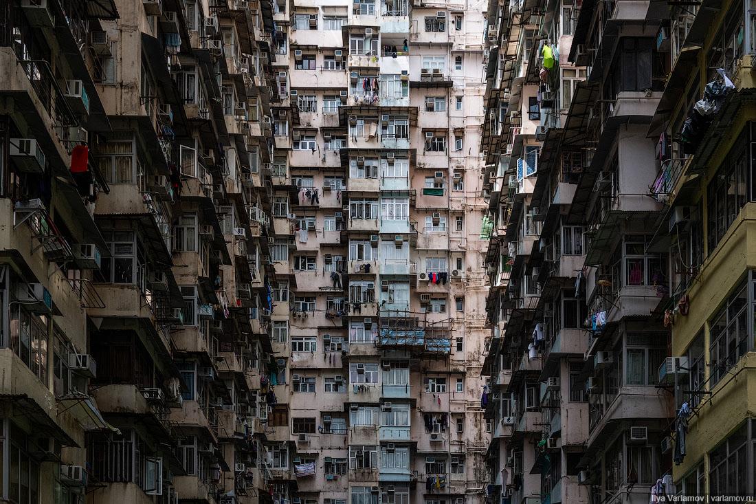 Гонконг: многоэтажки, наркоманы, тюрьма