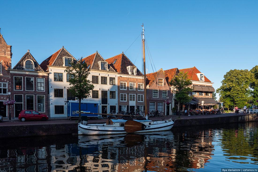 Хорн: тихая голландская идиллия