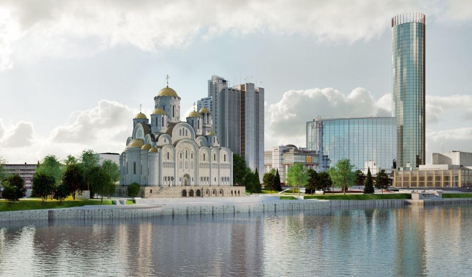 Мэрия Екатеринбурга попредложению Путина проведет опрос остроительстве храма