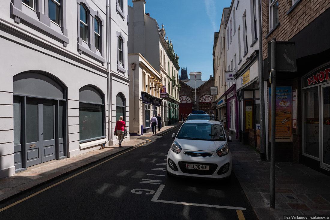 Джерси: британский рай для пенсионеров