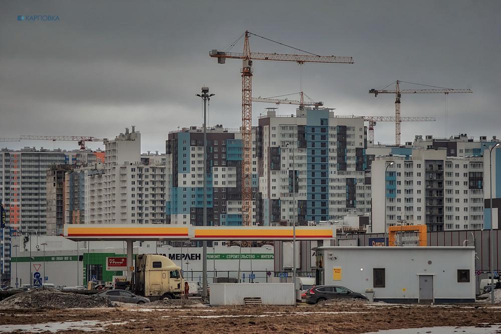 Да здравствует новое гетто Петербурга!