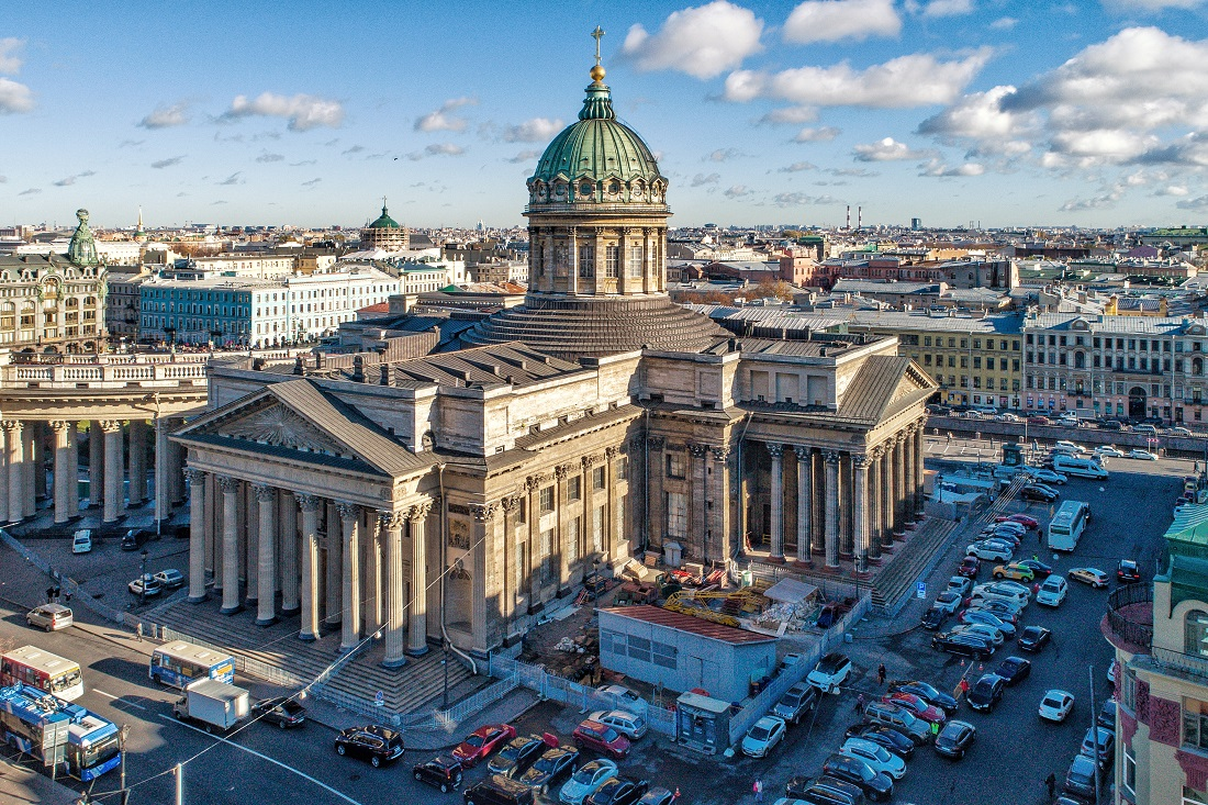 Улучшаем Петербург: Казанский сад