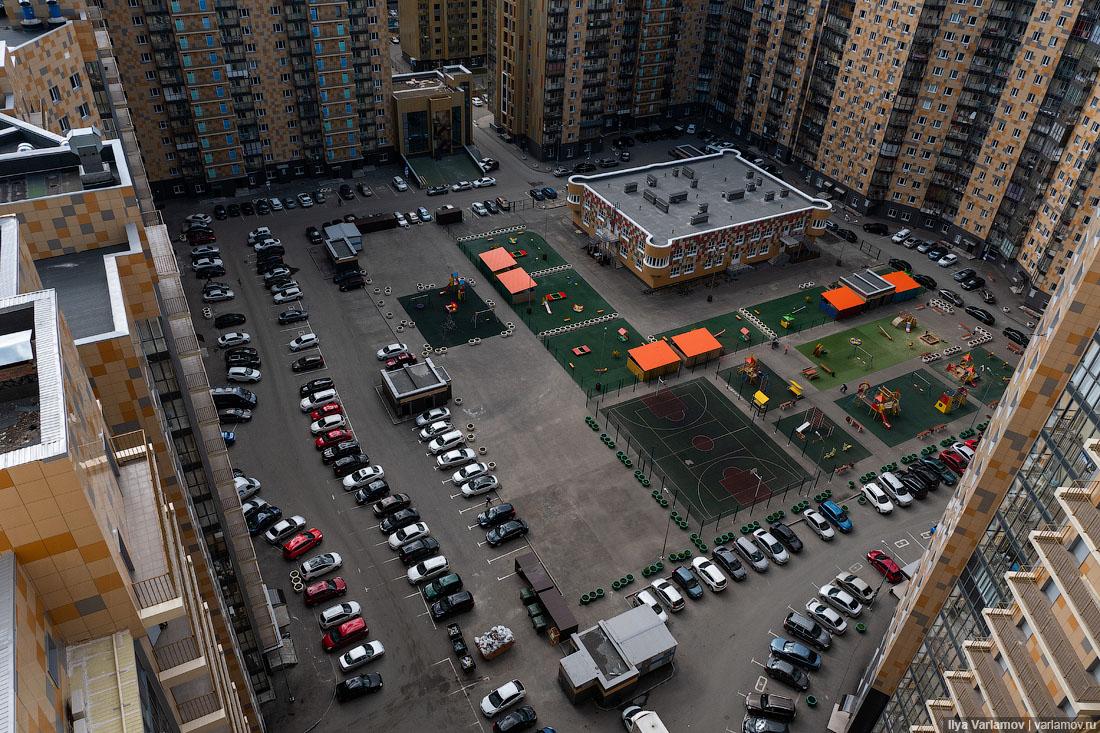 Новые районы Казани: хотели бы так жить?