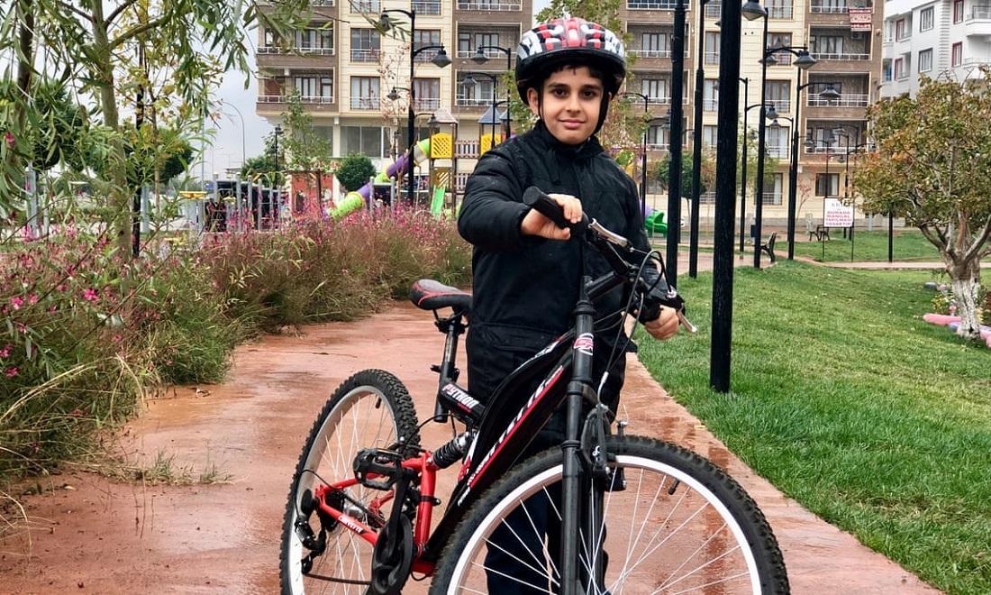 Велосипед за хорошие оценки