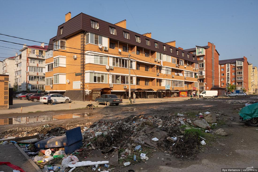 Жуткие трущобы Краснодара: здесь живут люди