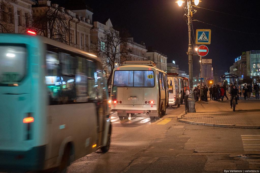 Вокзал и ПАЗики: почему сегодня в Курске всё плохо