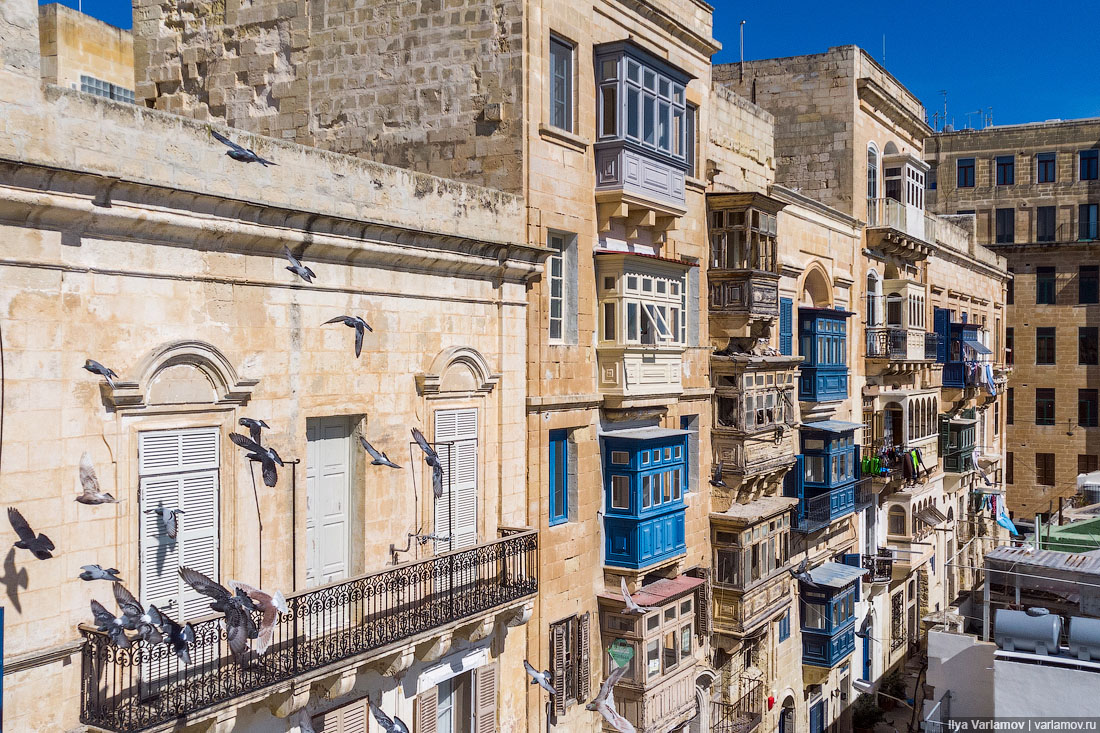Мальта: посмотри, какой могла бы быть Россия!