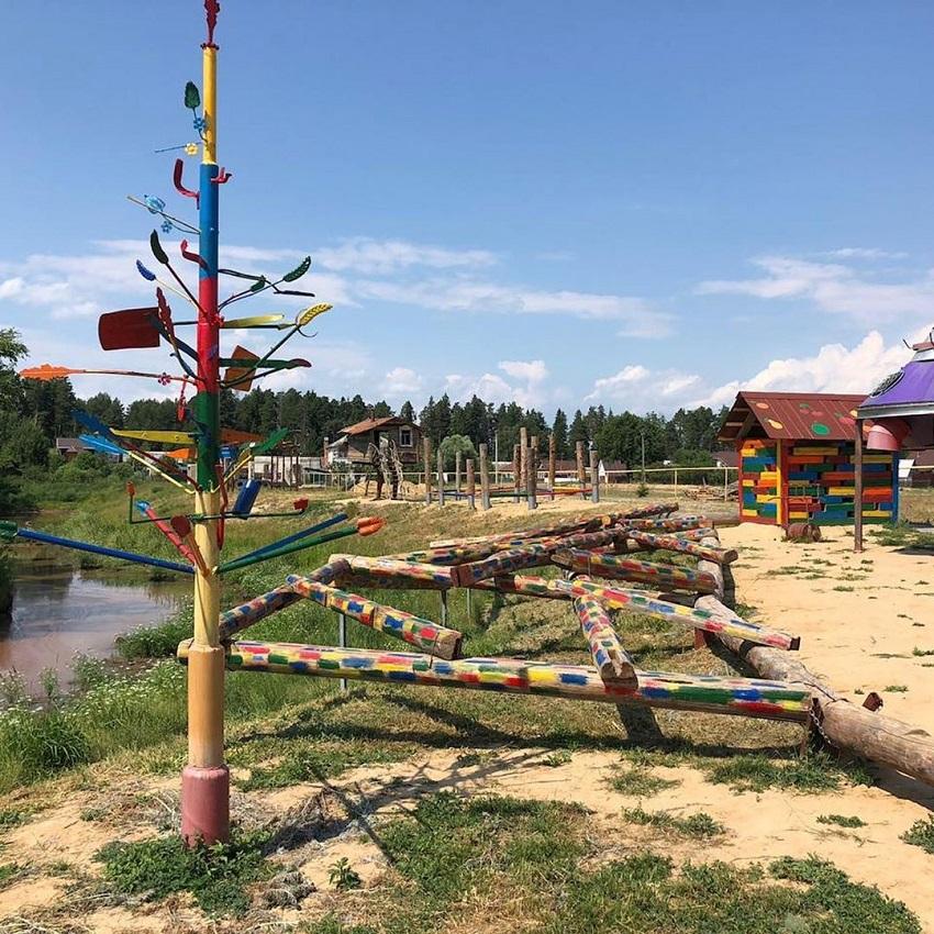 Одну из лучших детских площадок России хотят снести