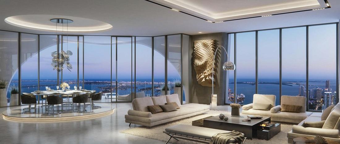 Квартира за 1,5 миллиарда рублей