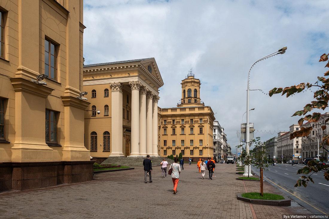 Хороший Минск: город с советской открытки