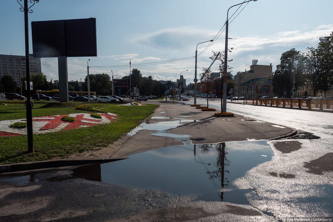 Плохой Минск: город с советской открытки