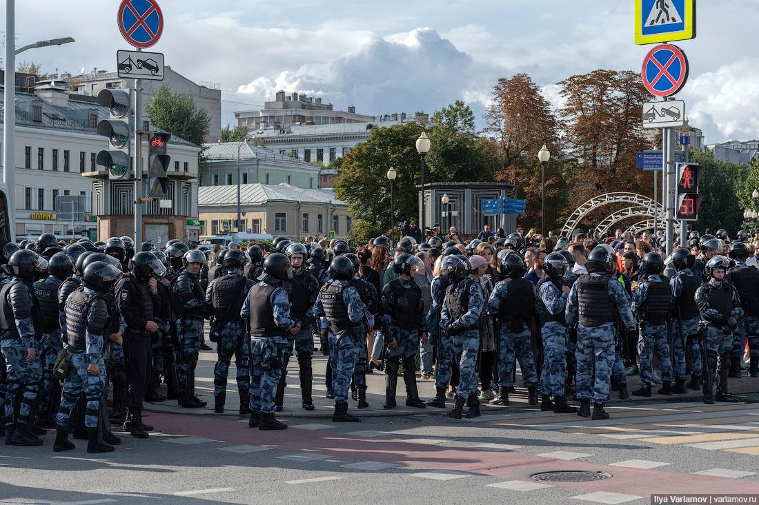 Мэрия Москвы запретила выступления музыкантов намитинге 10августа