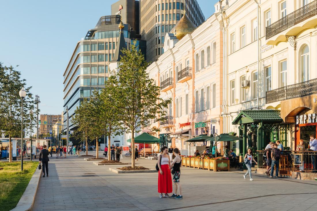 Москва – это не только центр