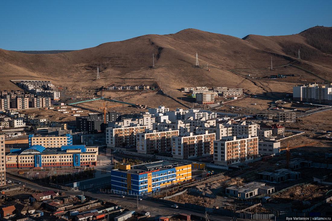 Как живут люди в Монголии