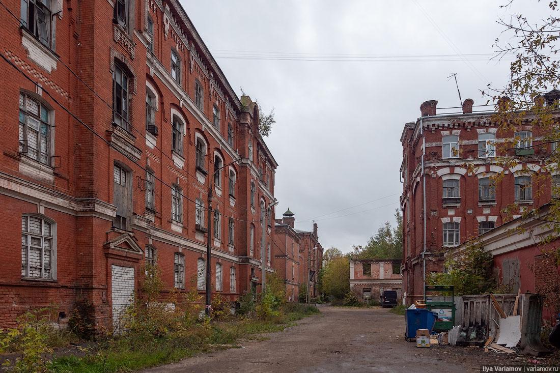 Самый старый микрорайон в России
