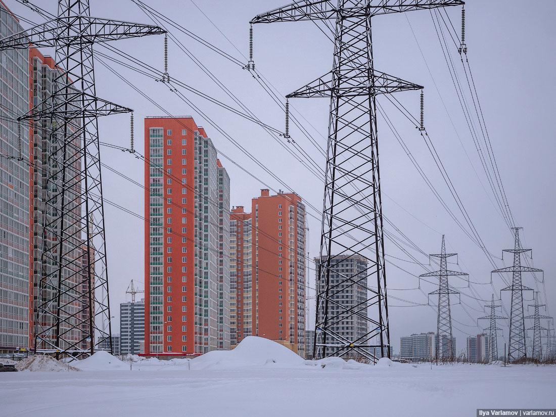 Посмотри, как ужасен может быть Петербург!