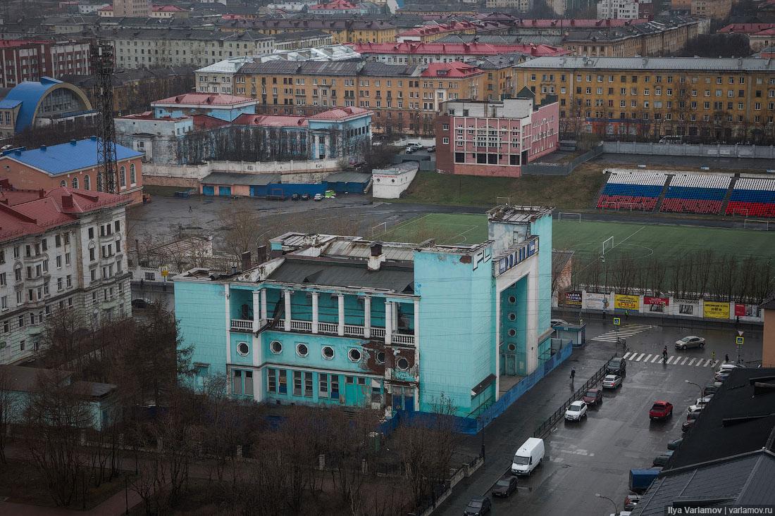 Не уважают Путина в Мурманске