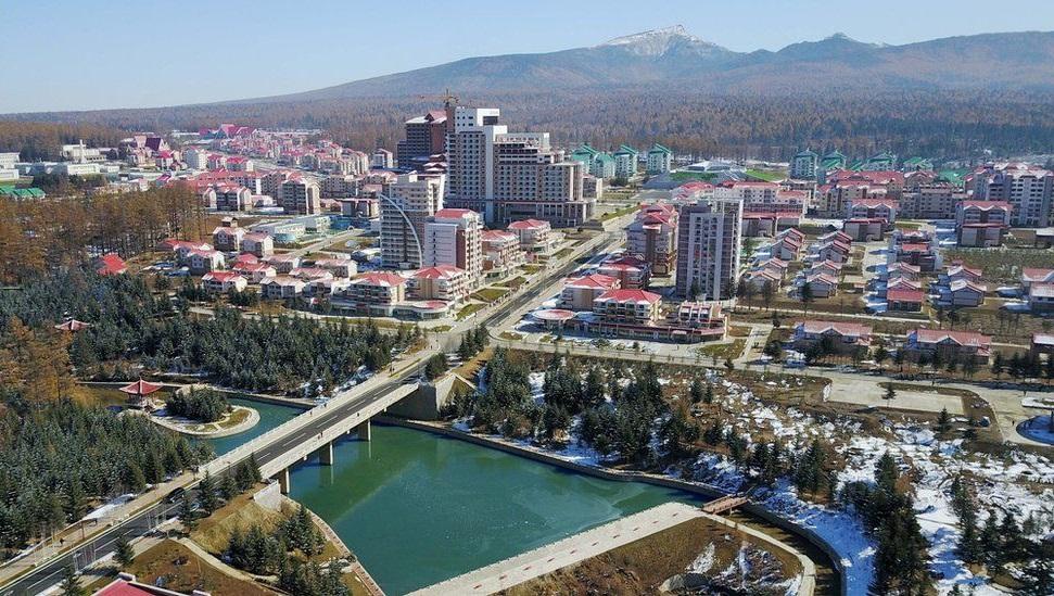 Северные корейцы построили идеальный город!