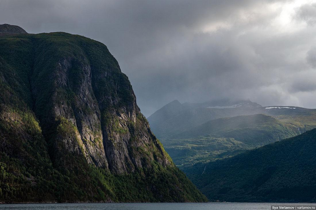 Норвегия: откуда у них деньги на всю эту красоту?