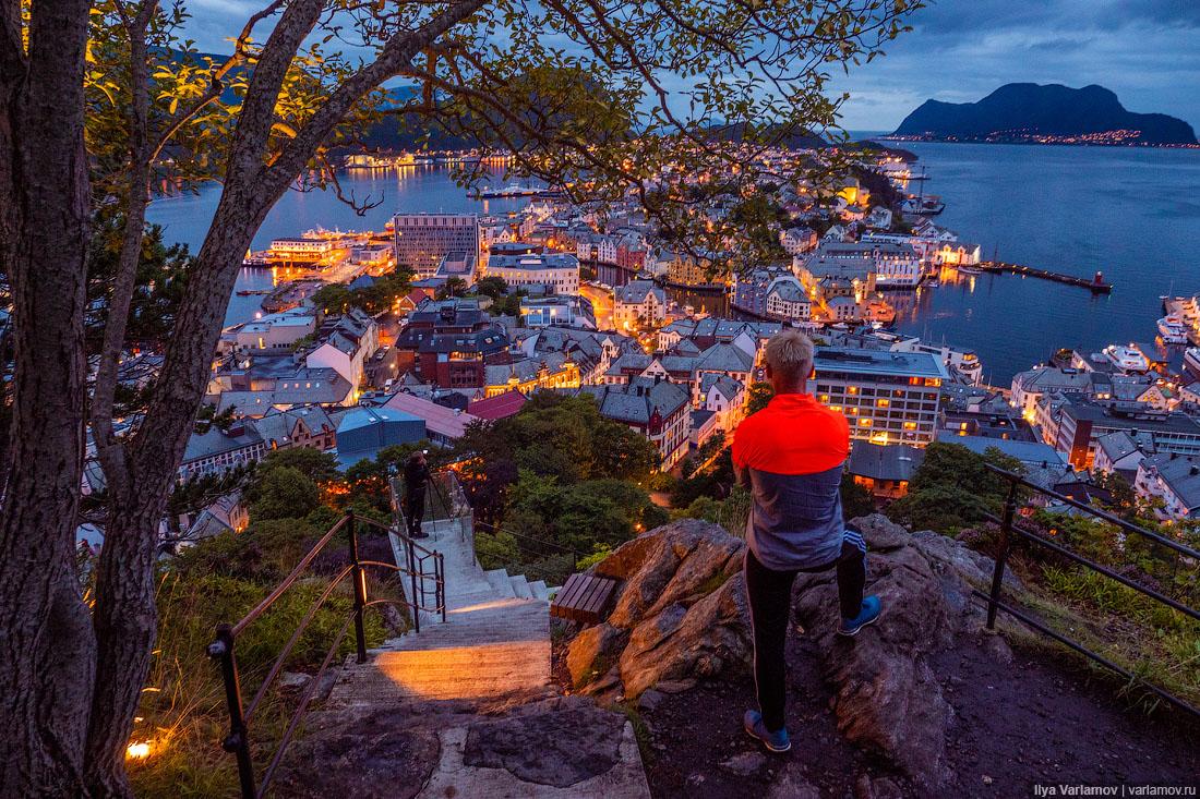 Норвегия: простые способы сделать хорошо туристам и себе самим