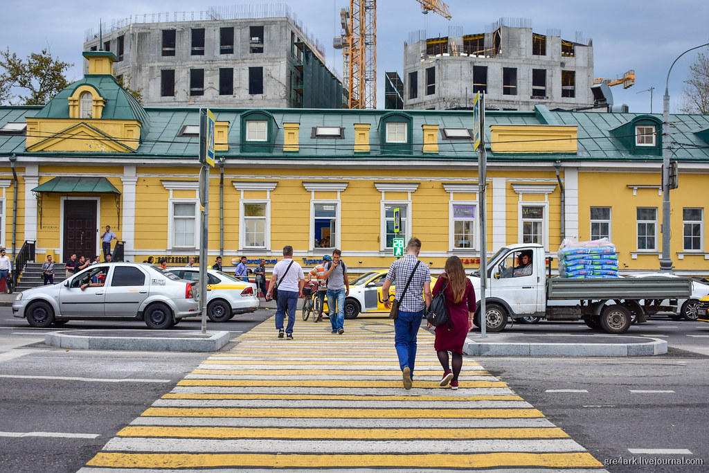 Москвичи против безопасности на улицах