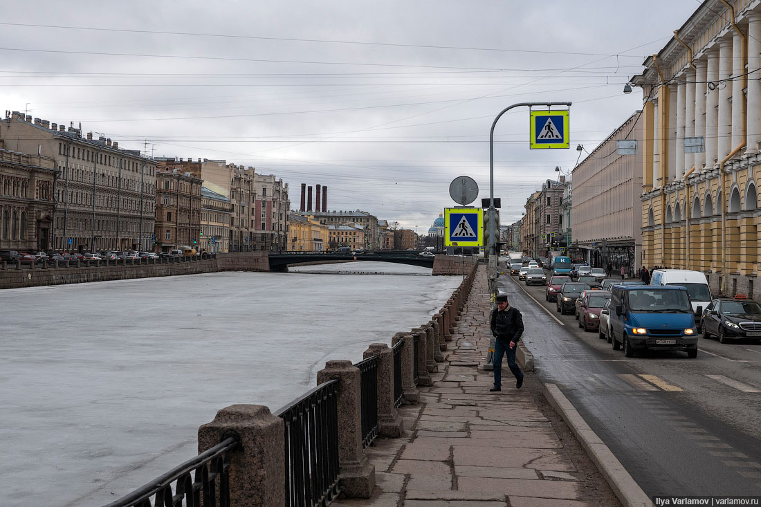 Питерские власти решили ввести туристический сбор, Путин одобряет