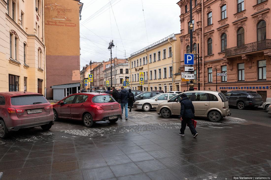 Какой могла бы быть улица Рубинштейна в Петербурге