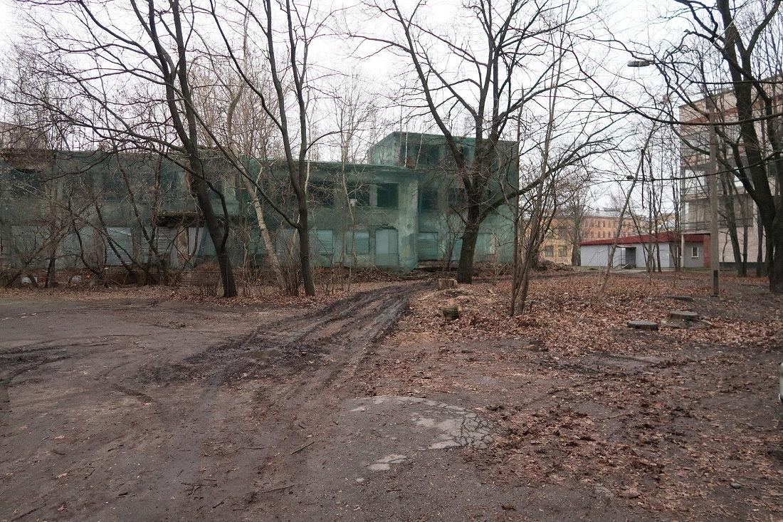 В Петербурге развалилась крупнейшая в России инфекционная больница