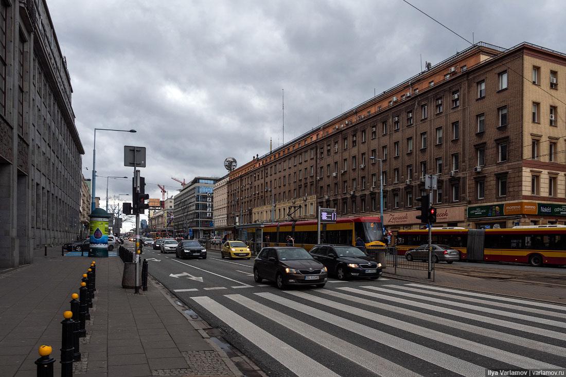 Посмотри, как похорошела Варшава!