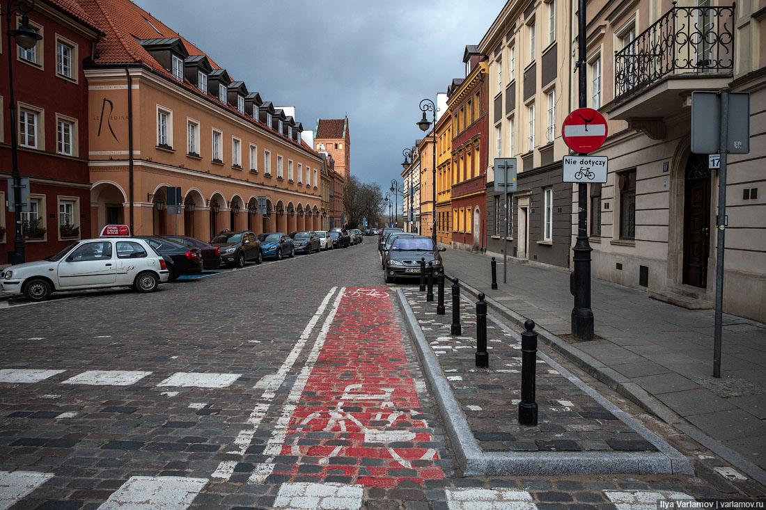 Посмотри, как похорошела Варшава! города, просто, Варшавы, Варшаве, можно, центре, только, когда, замок, конечно, постройки, сделали, старого, восстановления, площадь, почти, немцами, город, Сигизмунда, больше