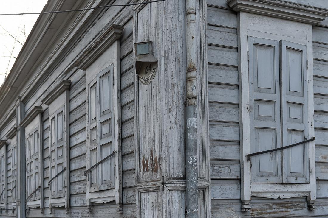 По улице Советской к площади Ленина