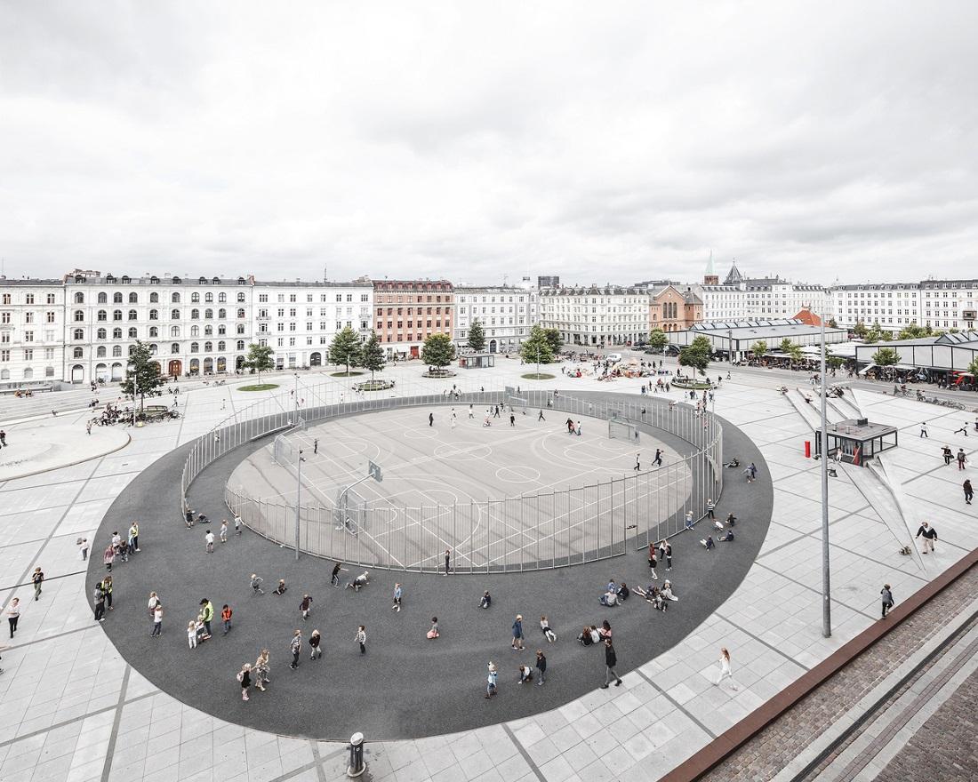 Хорошие общественные пространства!